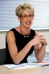 Sarah Goodall, Managing Director of The Athena Programme